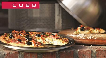 Sartén para barbacoa Cobb Supreme y pizzas